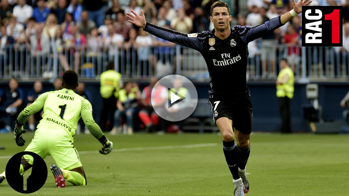 Cristiano Ronaldo, la pesadilla de RAC1.