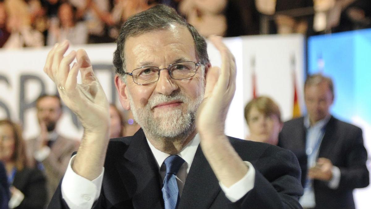 El Rajoy más madridista celebra una Liga «deseada y merecida»