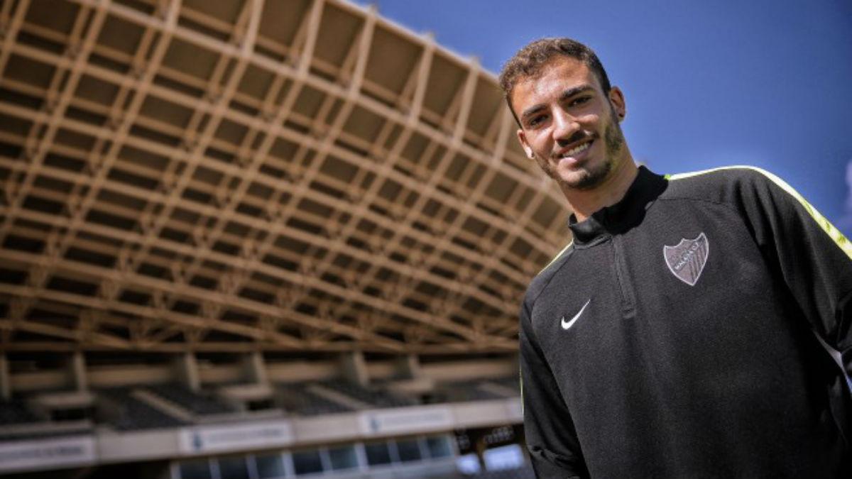 Mikel Villanueva. (malagacf.com)