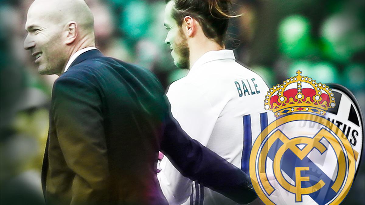 Zidane ya sabe lo que hará con Bale en la final de Cardiff.