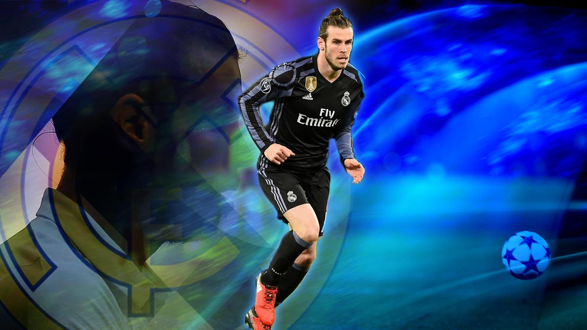 Gareth Bale volvió a anotar un golazo de crack.