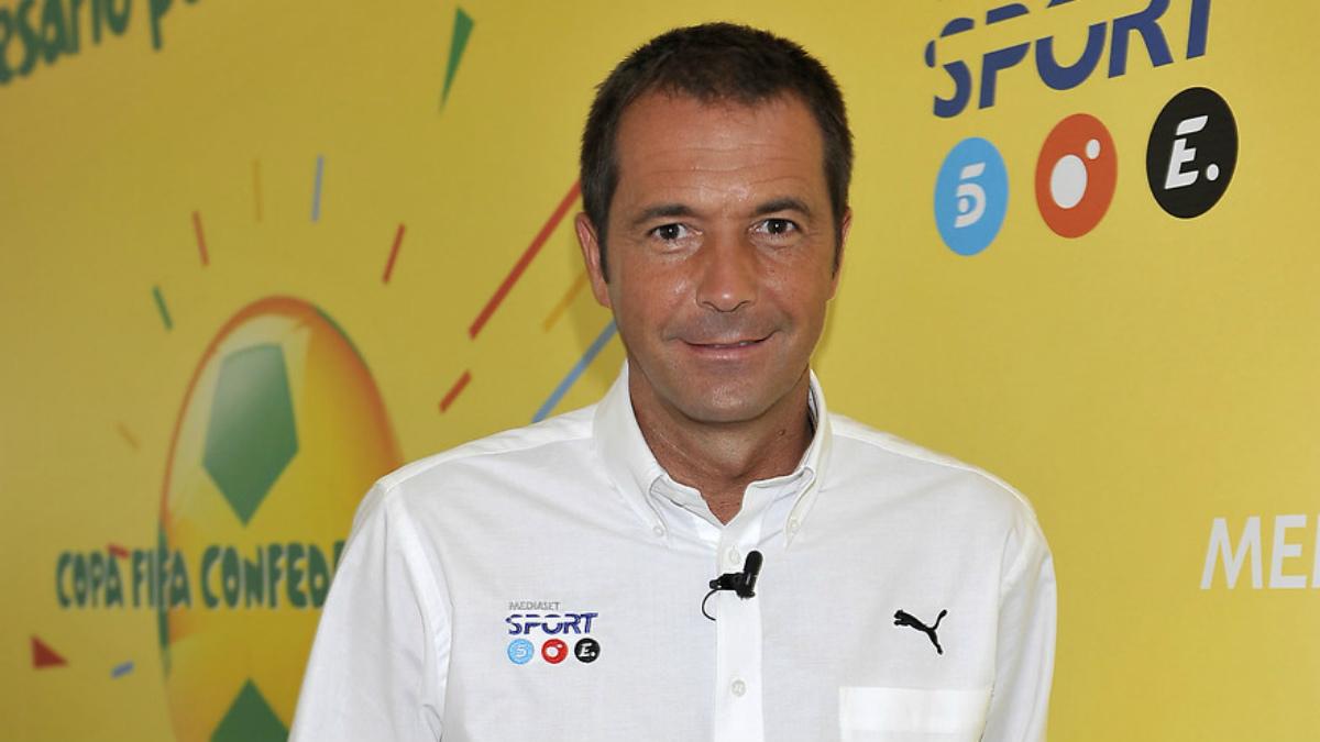 Manu Carreño recibió la mofa de las redes sociales.