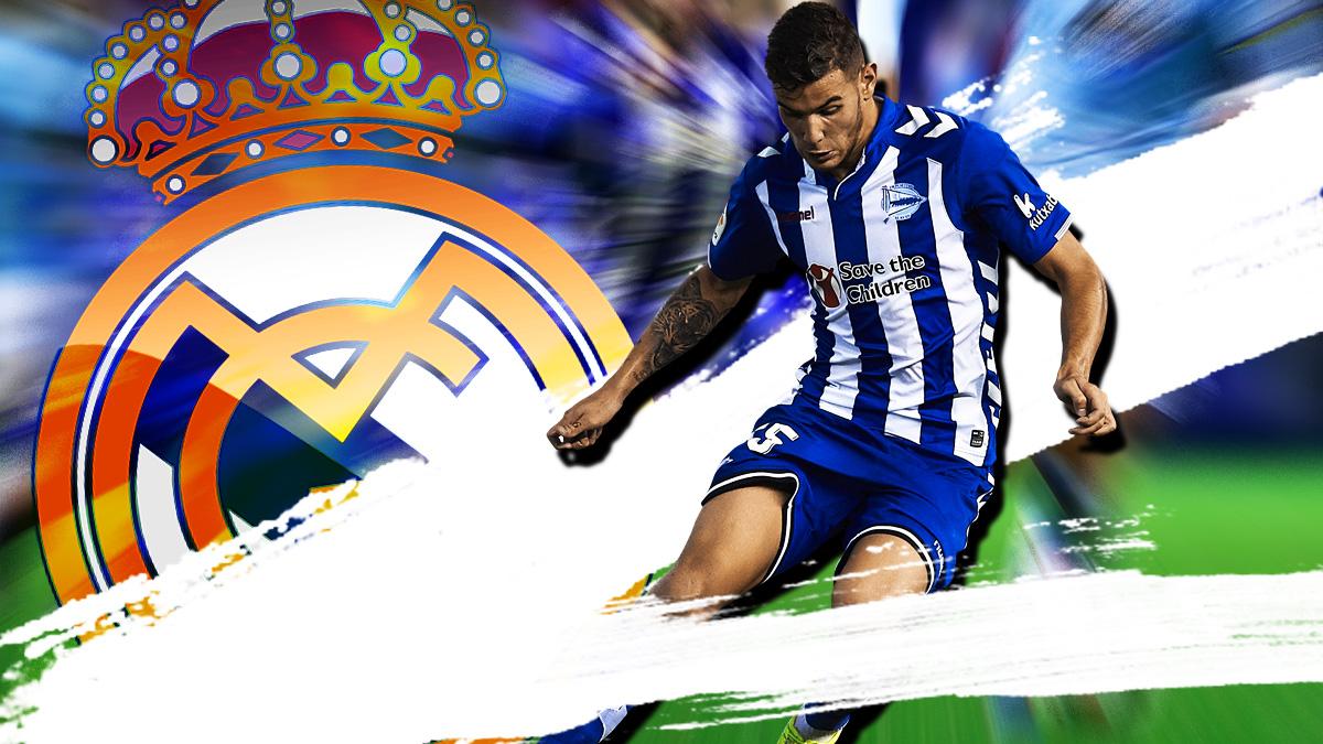 El Madrid ha fichado a 'RoberTHEO Carlos'
