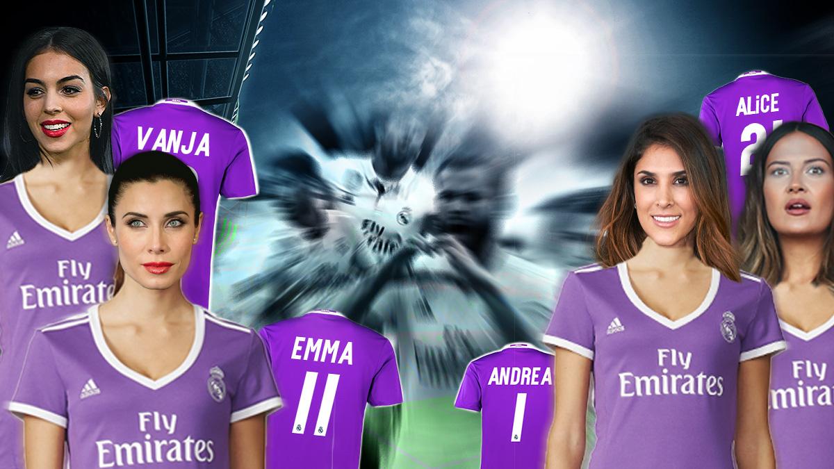 El Real Madrid tendrá 'equipo femenino' en Cardiff