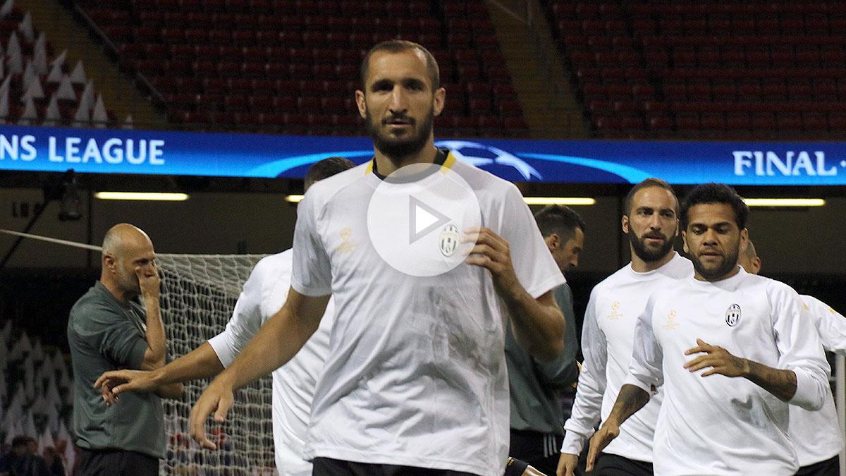 Alineación de la Juventus: Allegri apuesta por la BBC, Dybala libre e Higuaín en punta