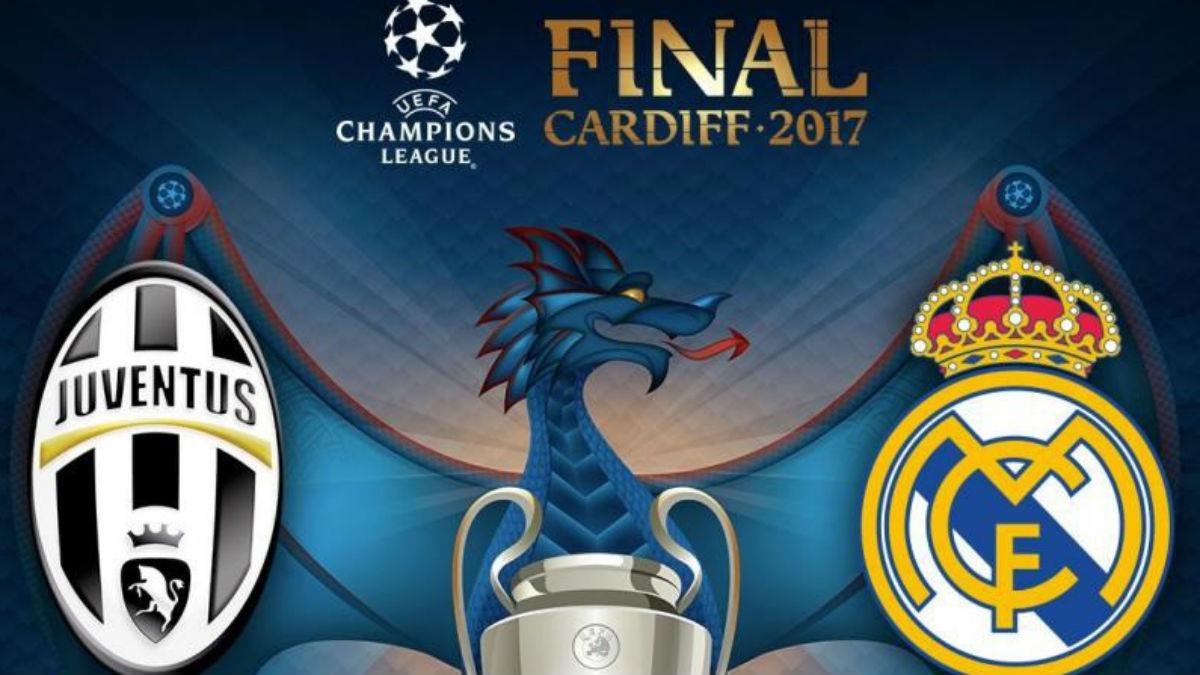 Real Madrid Vs Juventus.