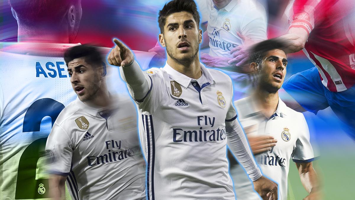 Marco Asensio costó al Real Madrid poco menos de 4 millones de euros.