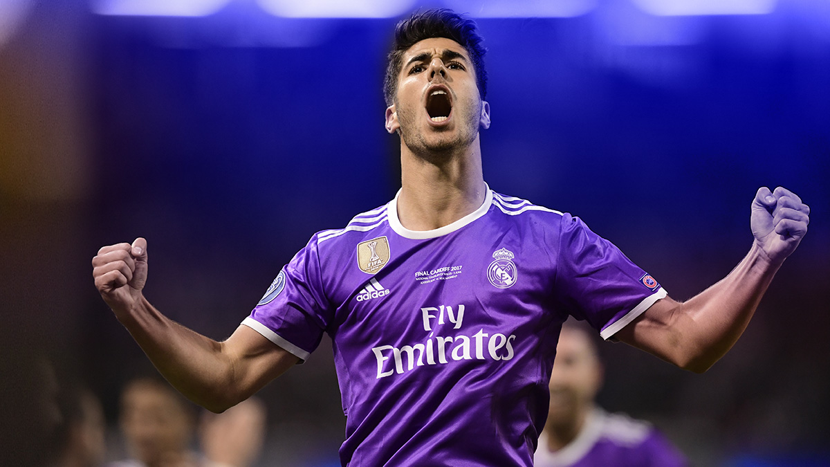 Marco Asensio sabe que su papel esta temporada en el Real Madrid va a ser fundamental.