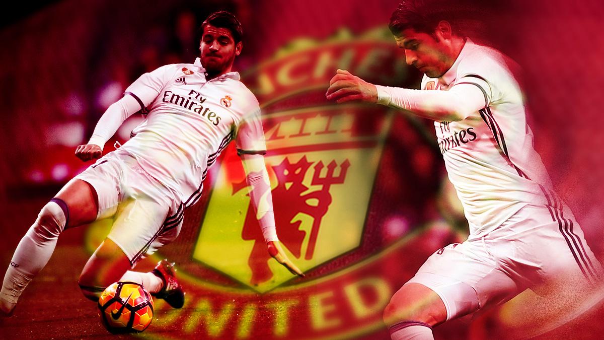 Álvaro Morata quiere resolver su futuro cuanto antes.