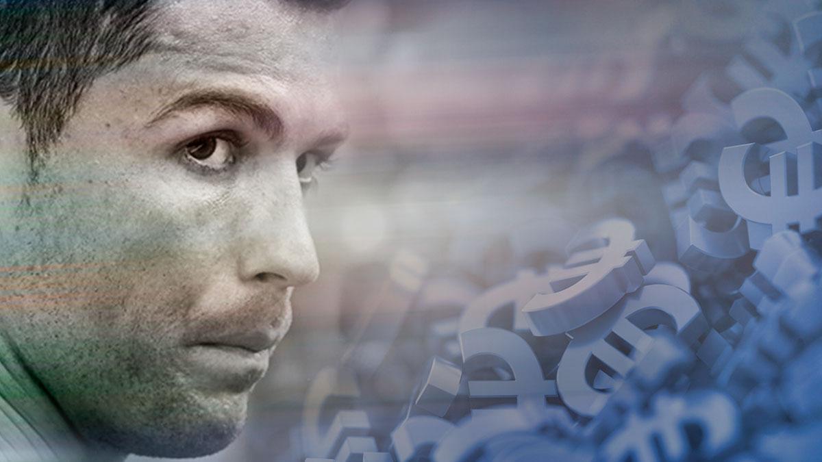 Cristiano debuta en el banquillo