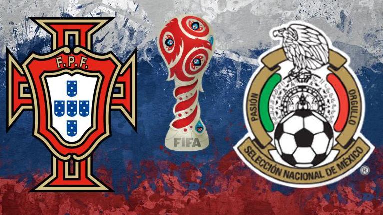 Portugal vs México: horario y canal de televisión