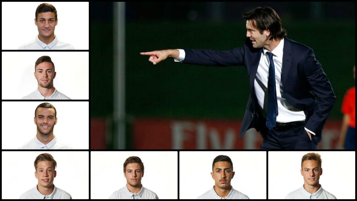 El Castilla ya prepara la próxima temporada.