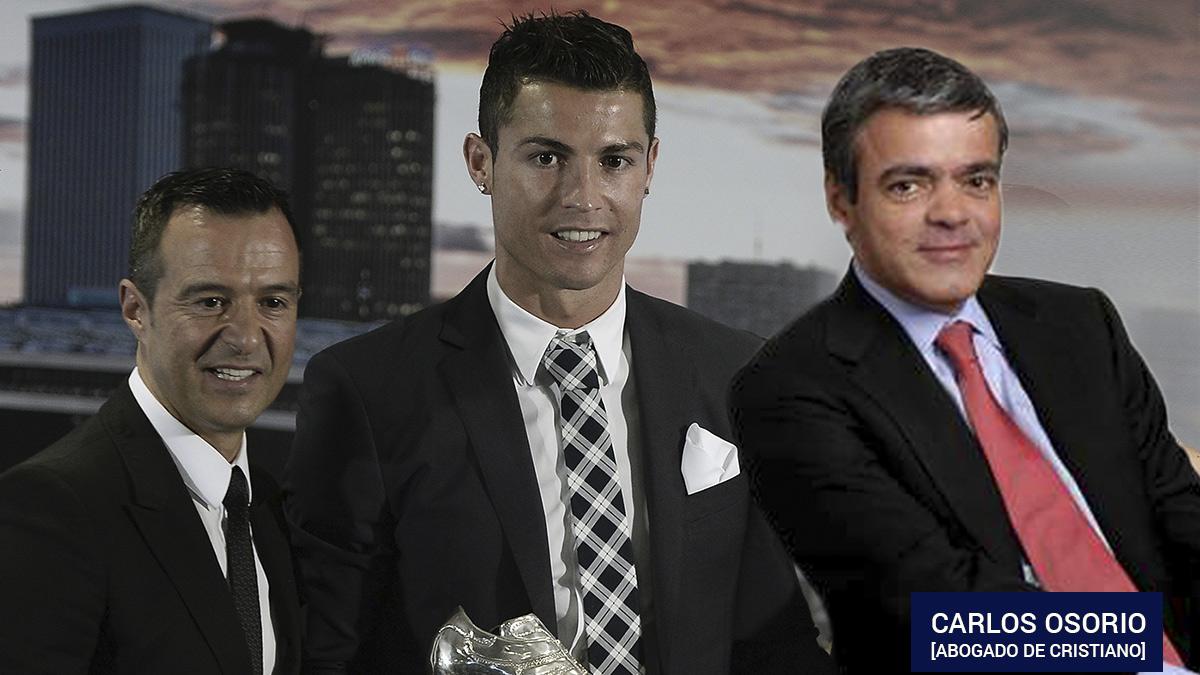Los abogados han fallado a Cristiano Ronaldo.