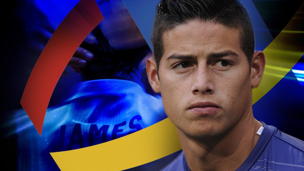 James Rodríguez tendrá que enfrentarse a una importante multa.