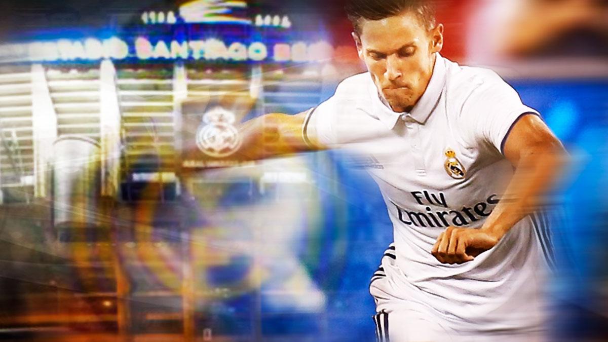 Marcos Llorente es una de las grandes esperanzas del Real Madrid.
