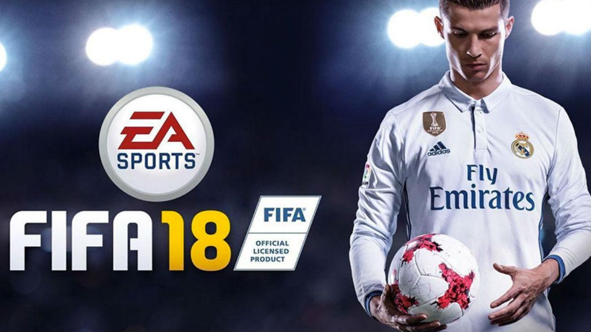 Cristiano Ronaldo es imagen del FIFA 18.
