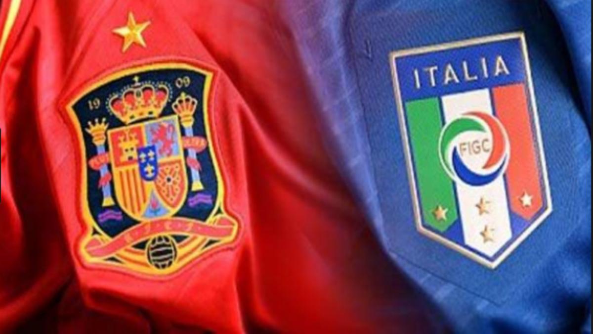 España e Italia se juegan un puesto en la final del Europeo.