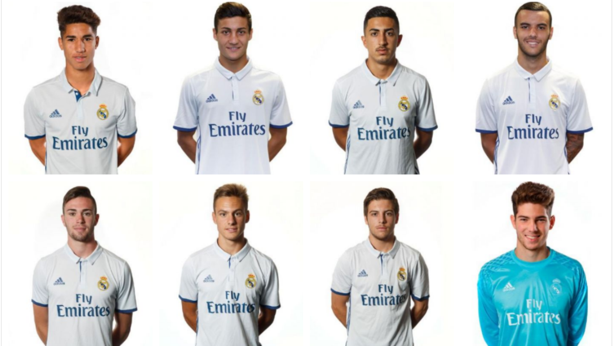 Ocho jugadores a marcar época en el Real Madrid.