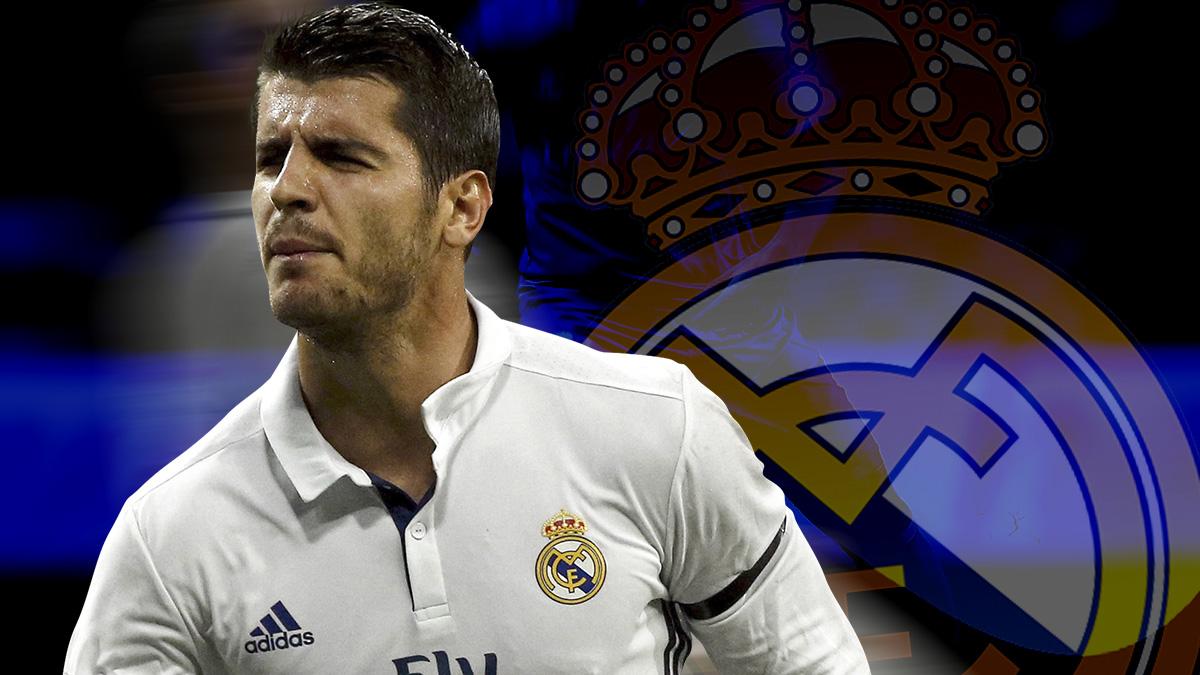 El entorno y el Real Madrid no entienden la salida de Morata