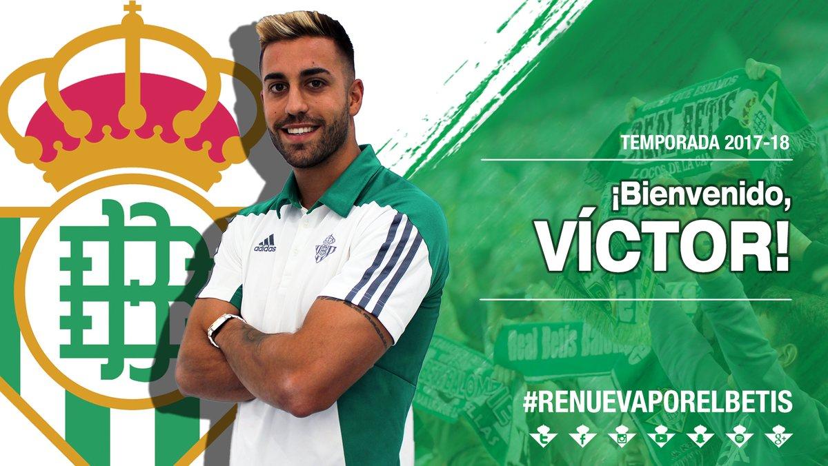 Víctor Camarasa, nuevo jugador del Betis.