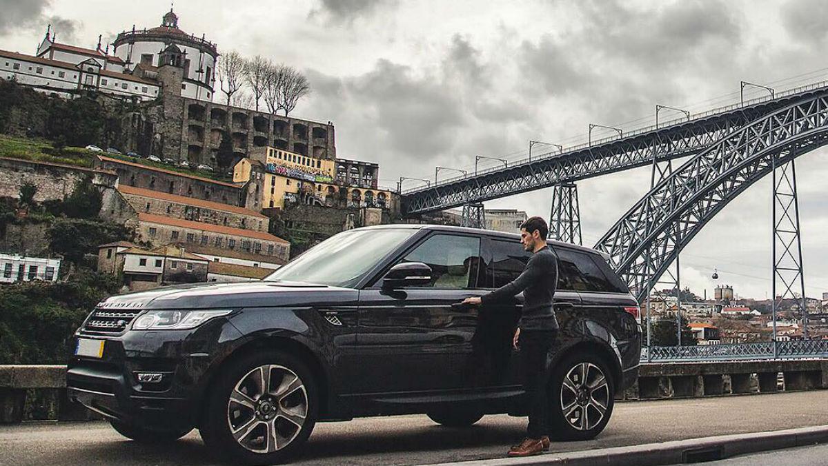 Iker Casilla sube una imagen con un coche a Instagram.