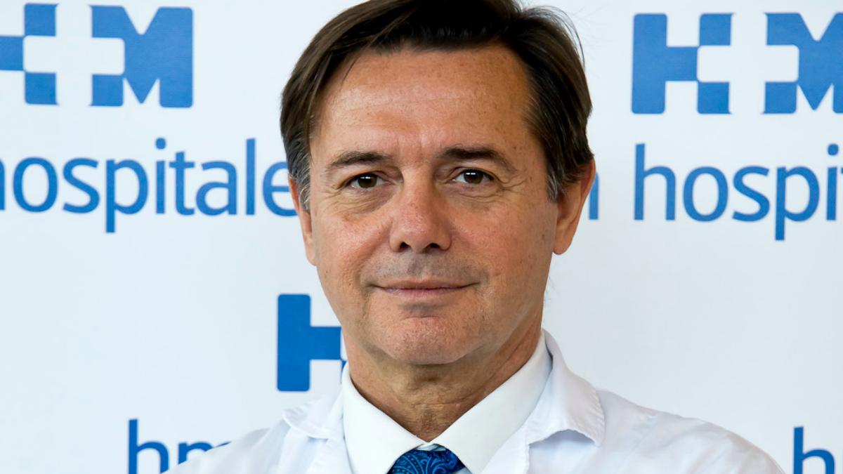 Niko Mihic, nuevo jefe de los servicios médicos del Real Madrid. (HM Hospitales)