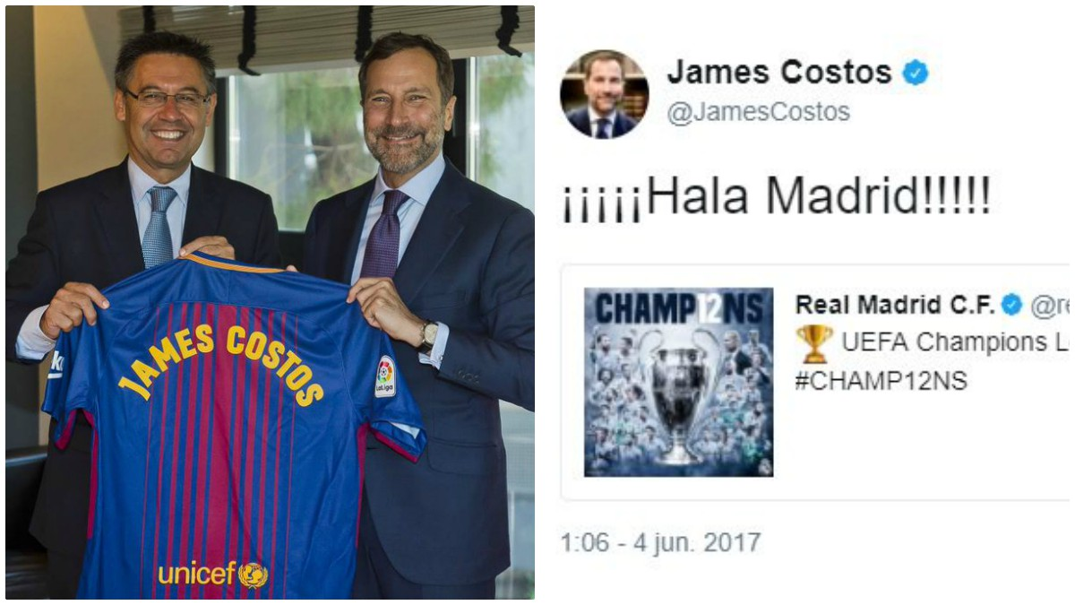 El nuevo asesor estratégico del Barcelona en América es madridista