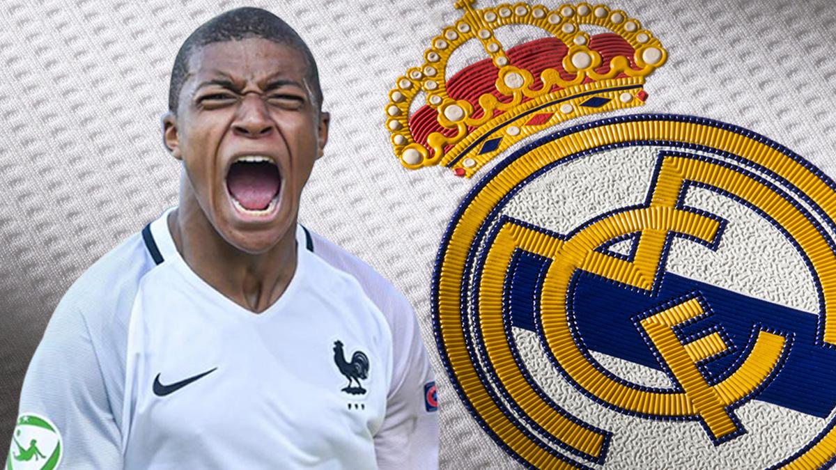 En Inglatterra dan por hecho el fichaje de Mbappé por el Madrid.