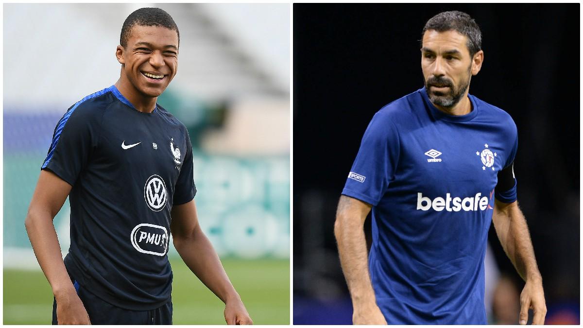Pires aconseja a Mbappé seguir en el Mónaco.