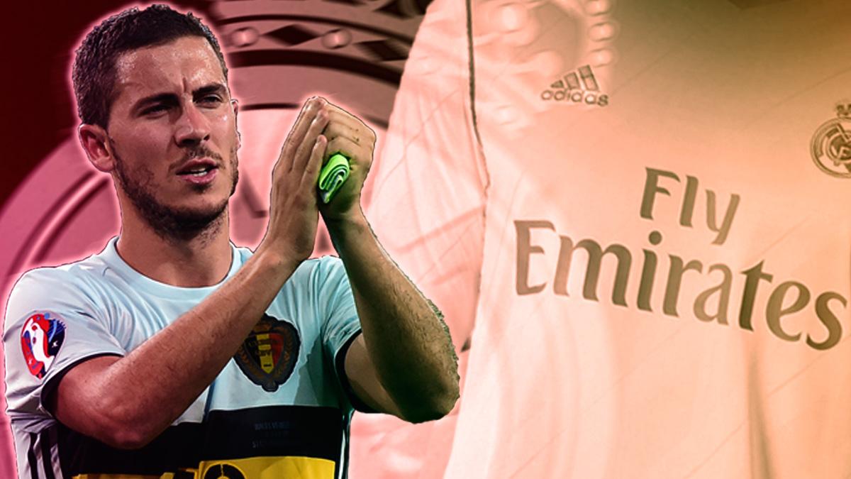 Las apuestas sólo ven a Hazard en el Real Madrid si sale del Chelsea