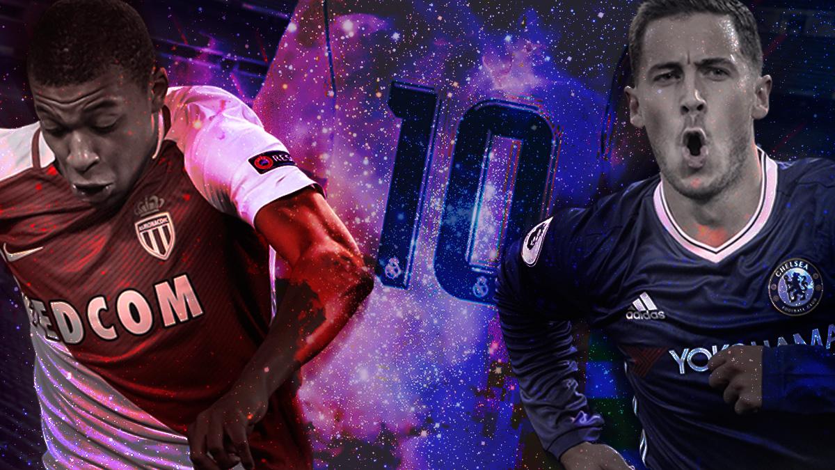 El '10' busca a su galáctico