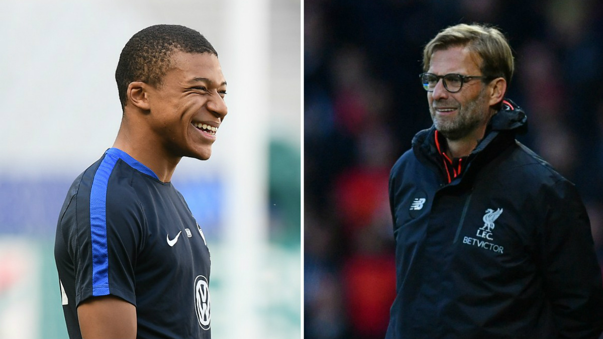 El Liverpool es el último club en mostrar interés por Mbappé. (Getty)