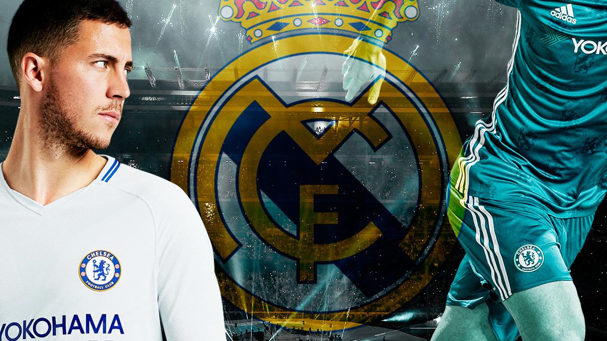 Eden Hazard es un jugador que ilusiona al madridismo.