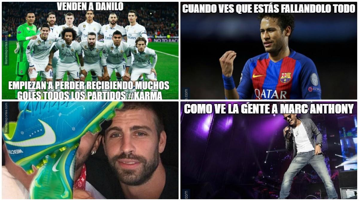 Los mejores memes del Clásico de Miami.