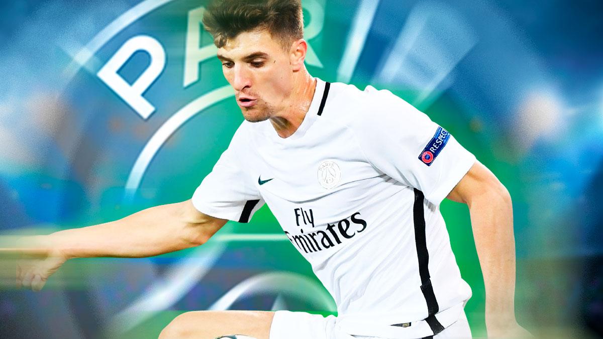 El PSG ofrece a Meunier al Madrid