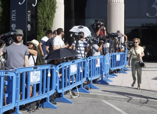Cristiano Ronaldo declara sin intérprete y en castellano durante hora y media