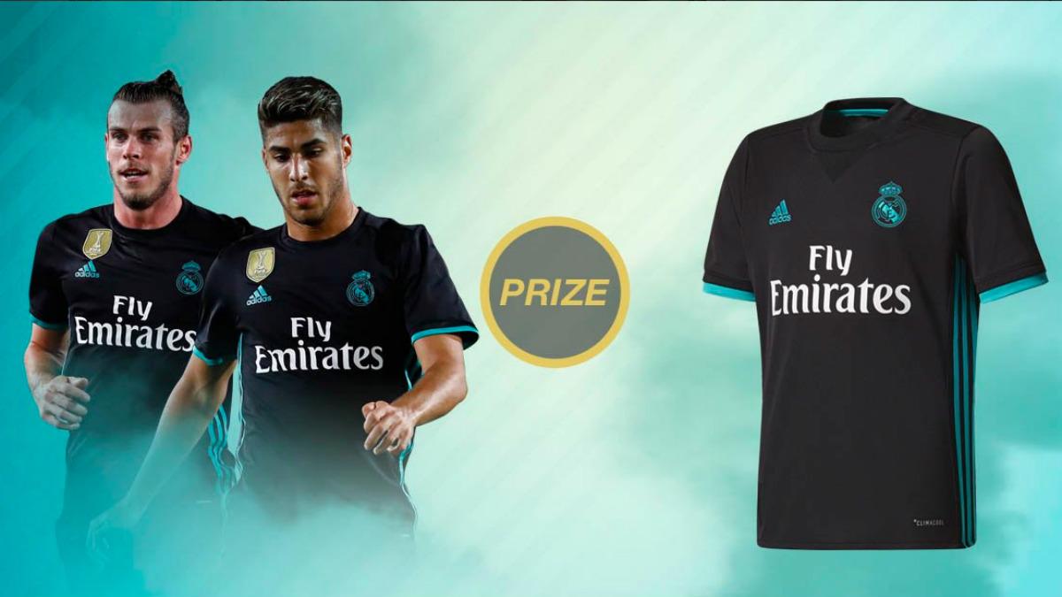 El Real Madrid volverá a jugar con la camiseta suplente en una final europea.