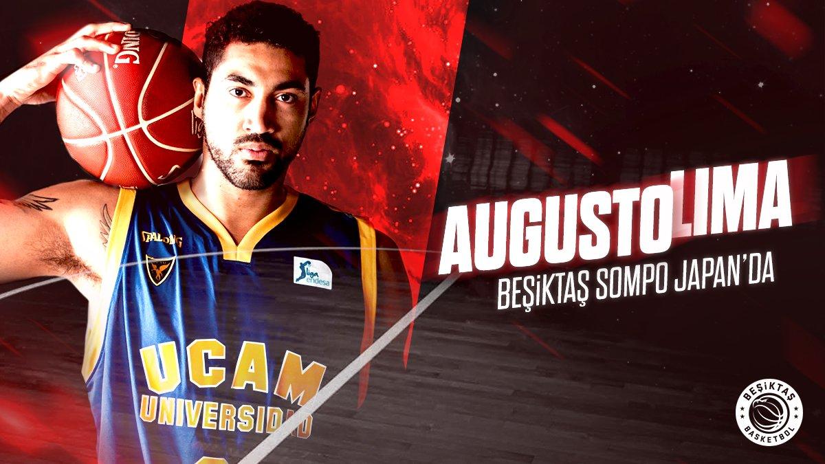 Augusto Lima, nuevo jugador del Beskitas.