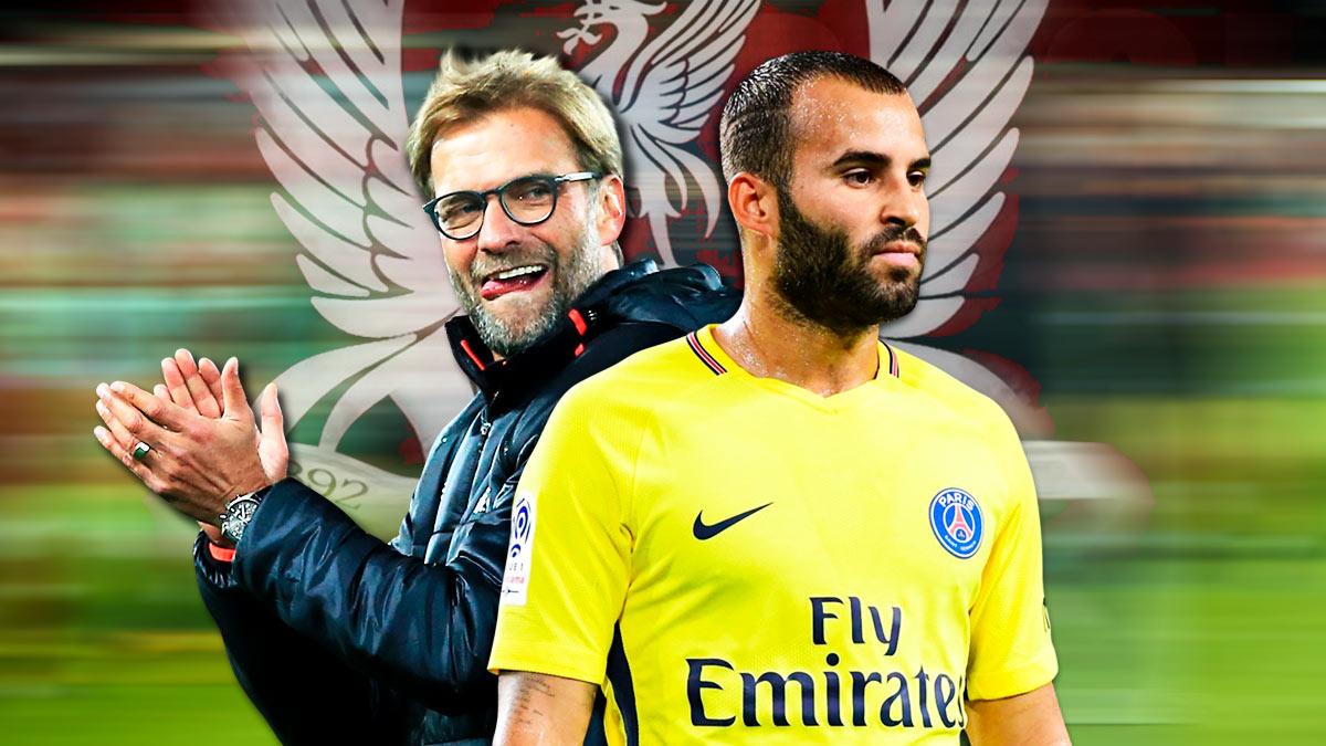 Jesé y Klopp podría juntarse en el Liverpool.