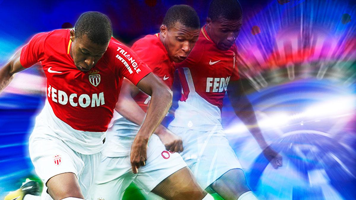 Kylian Mbappé es la gran promesa del fútbol europeo.