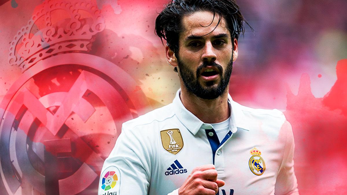 Isco ya le ha comunicado al Barcelona que su decisión es inamovible.