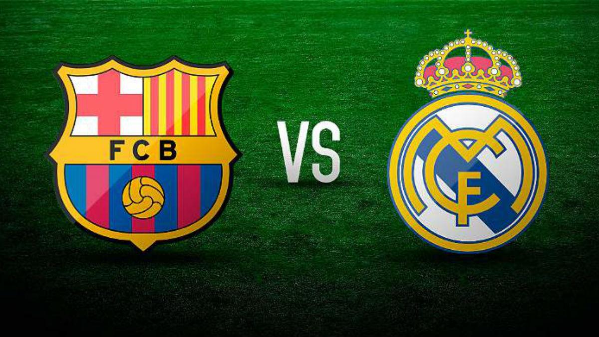 Barcelona Vs Real Madrid.