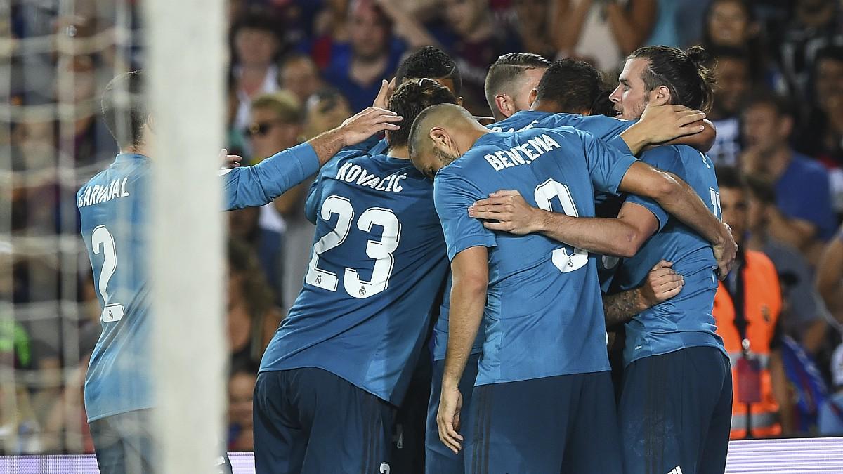 Nada puede con el Real Madrid de Zidane. (AFP)