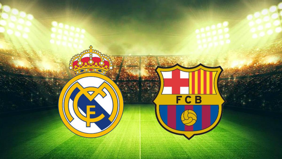 El Real Madrid vs Barcelona paralizará el mundo del fútbol una vez más.
