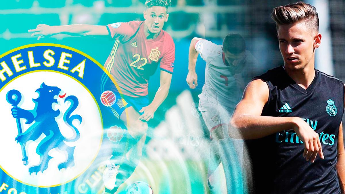 El Chelsea también pregunta por Marcos Llorente