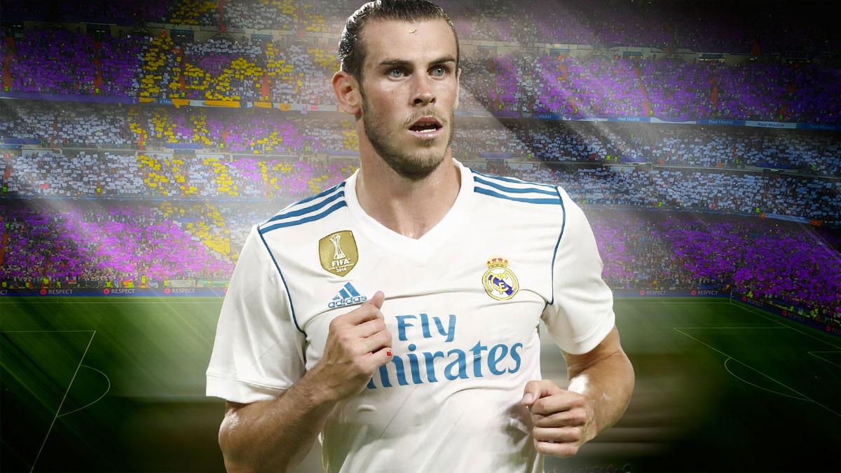 Gareth Bale quiere reconciliarse con el Santiago Bernabéu.