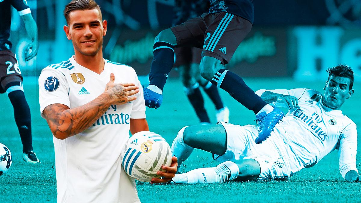 Theo Hernández tiene todas las papeletas para entrar directo al once titular del Real Madrid ante Las Palmas. El joven lateral podría dar descanso a un Marcelo que ha estado muy lejos de su mejor versión desde que volviera al equipo después de su lesión.