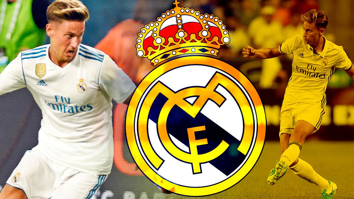 Marcos Llorente hablará con Zidane de su futuro.