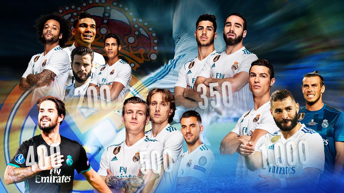 Un Real Madrid blindado