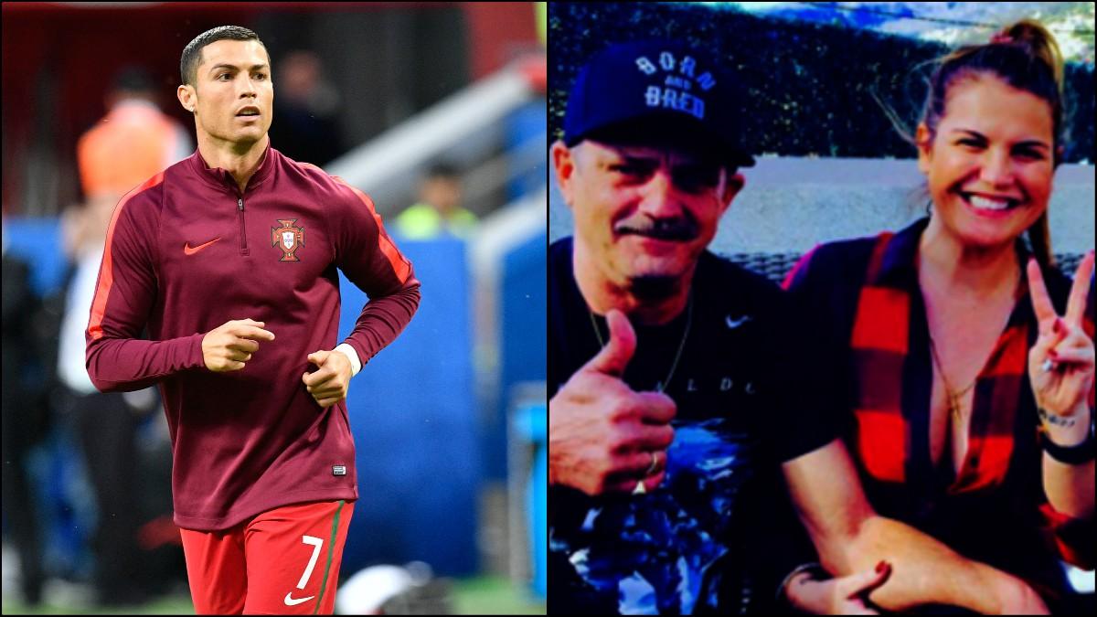 Cristiano Ronaldo pagará el tratamiento de su tío.